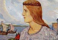Умила Новгородская, мать Рюрика