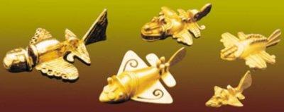 Модели самолетов древнего Египта