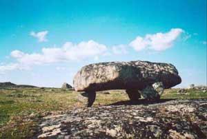 Плоский сейд на трех камнях. Фото В.Мизина.